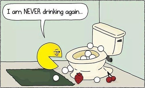 Pac-Man-Gets-Really-Drunk-Hungry